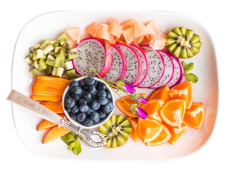 pomysły na zdrowe wegańskie przekąski