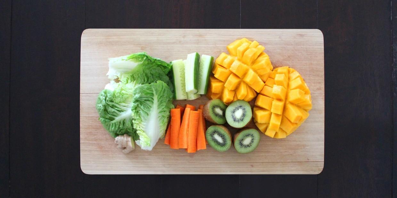 zdrowe wegańskie przekąski