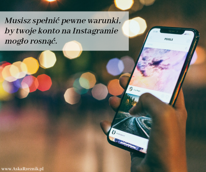 instagram - jak się wybić?
