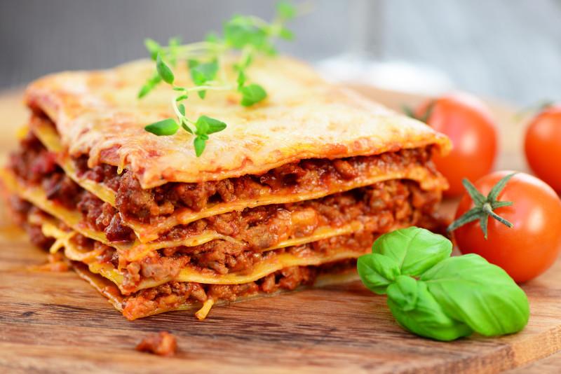 wegańska lazania bolońska (lasagne bolognese) - przepis