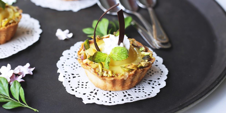 wegańskie kruche ciasto na tartę - przepis