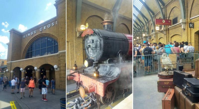 hogwart express w Orlando