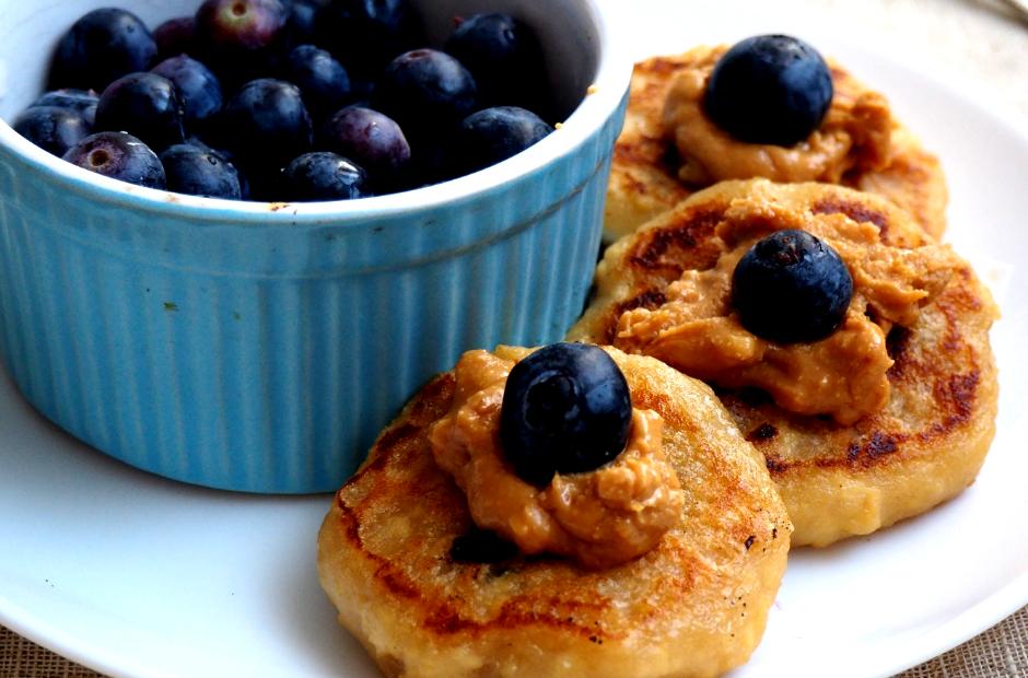 tofurniczki - wegańskie śniadanie bez glutenu - przepis