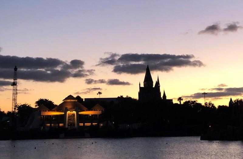 hogwart w Orlando