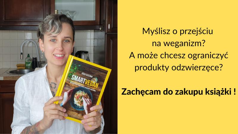 jak przejść na weganizm - książka