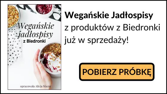 Wegański Jadłospis z Biedronki PDF za darmo