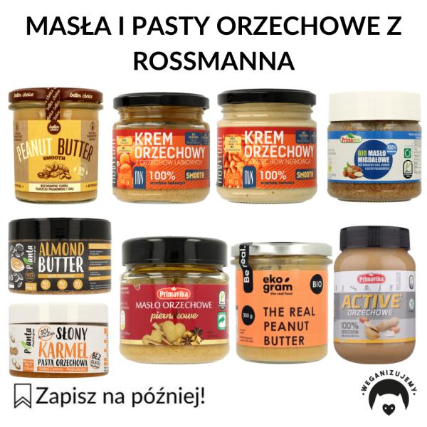 MASŁA ORZECH rossmann