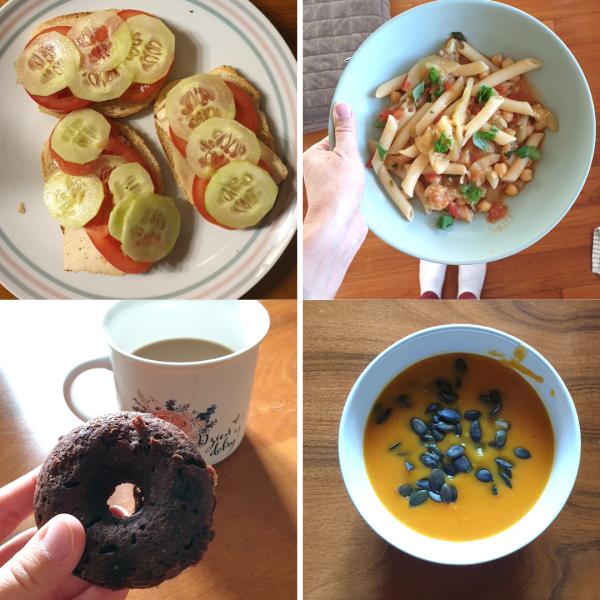 wegańskie jadłospisy