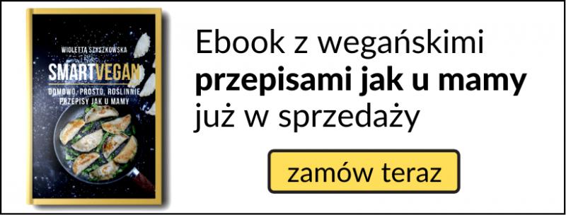 wegański ebook z domowymi przepisami jak u mamy