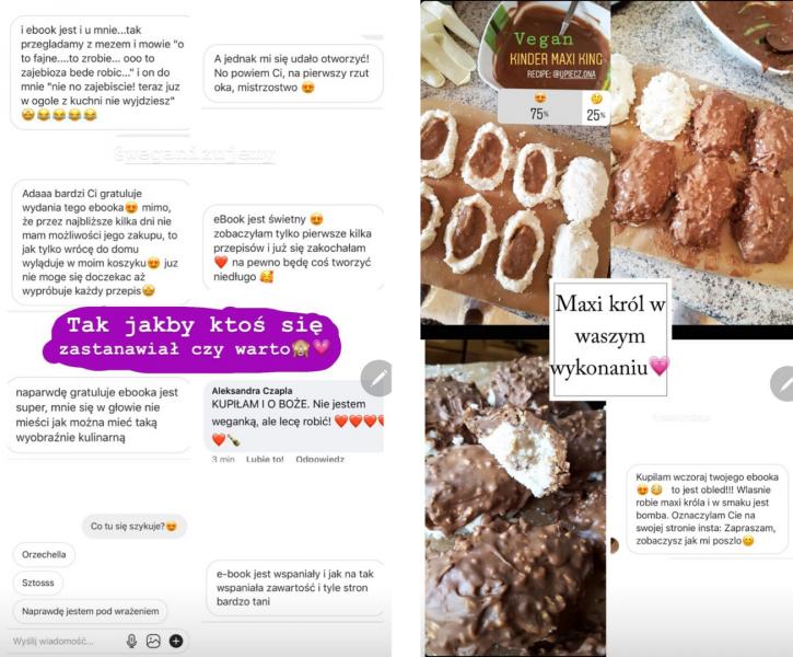Ebook SMART VEGAN Najpopularniejsze słodycze w wersji wegańskiej - opinie