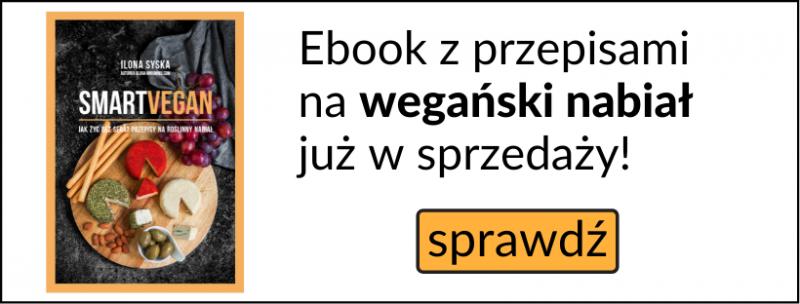 Wegańskie przepisy na sery i serki - ebook