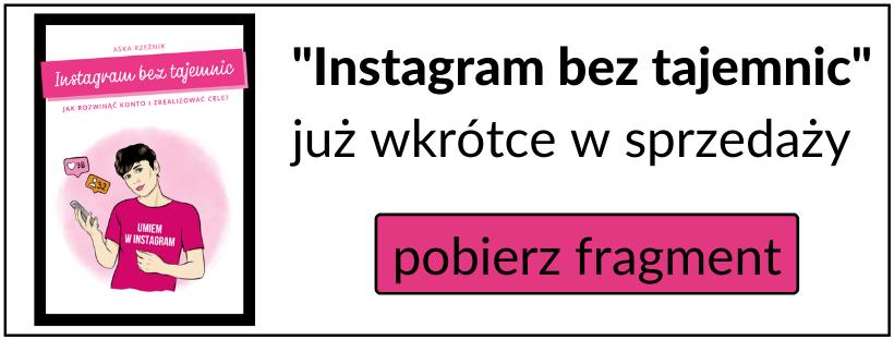 Jak rozwinąć Instagram? Ebook o instagramie