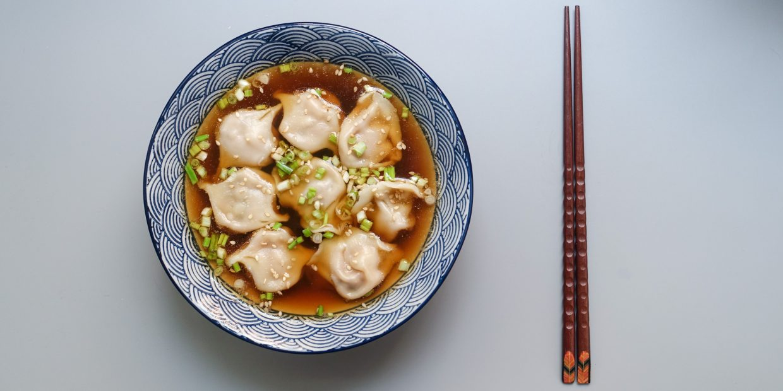 wege, wegańska kuchnia azjatycka - restauracje