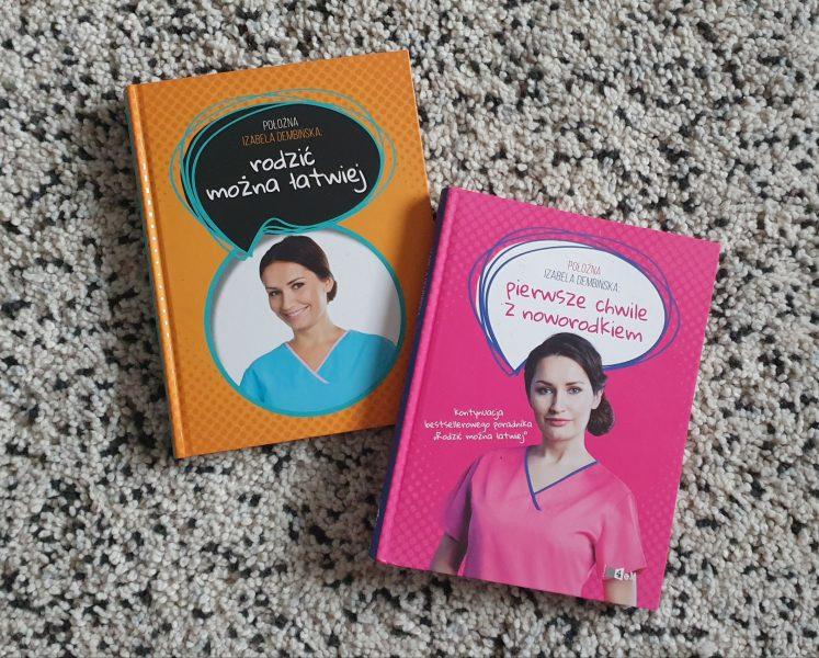 jak przygotować się do porodu? książki