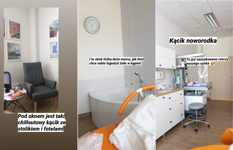sala porodowa w Medicover - porodówka